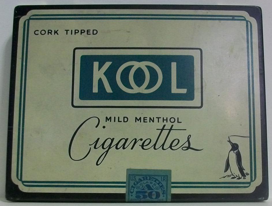 Regal cigarettes from Alaska